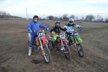 На Ставрополье энтузиасты развивают мотоциклетный спорт